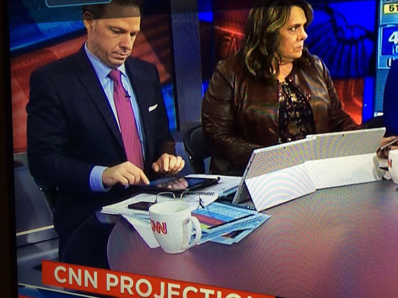 iPad use CNN