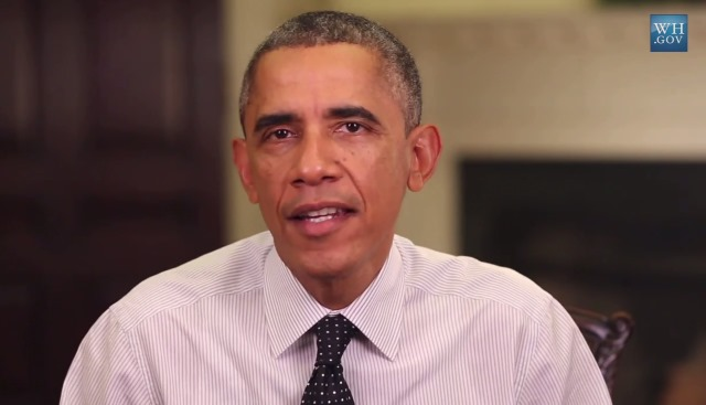 Obama wades into net neutrality debate, calling for a free and open internet