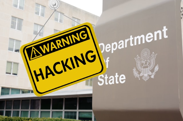 State Department email system shut down after hacker attack