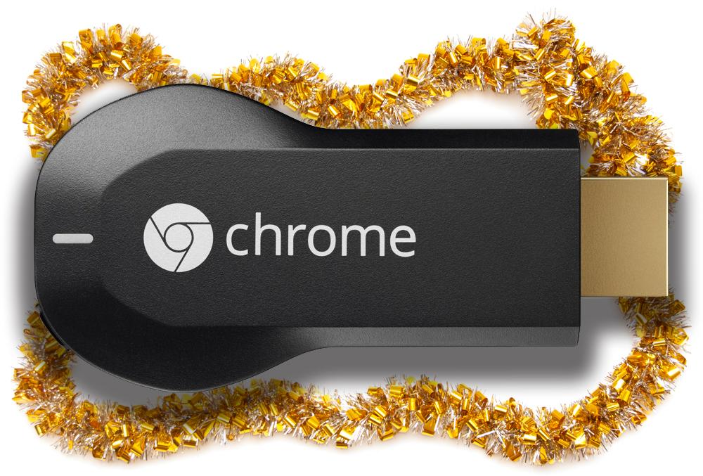 Chromecast Christmas