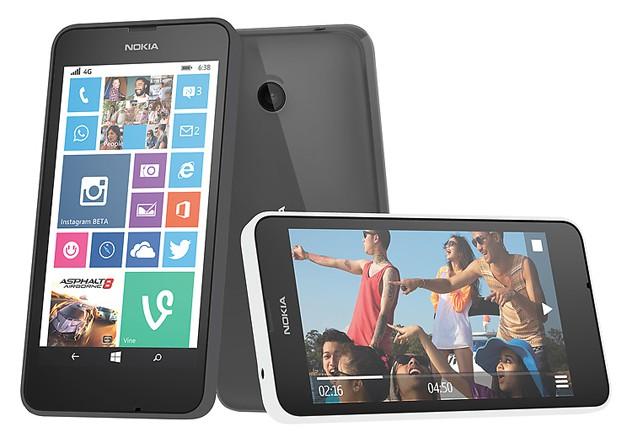 Nokia Lumia 638 India