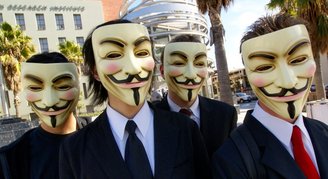 Anonymous declares war on Lizard Squad after DDoS attacks on game networks