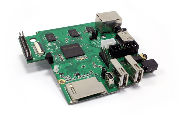 Creator CI20 is an Android or Linux-powered Raspberry Pi competitor