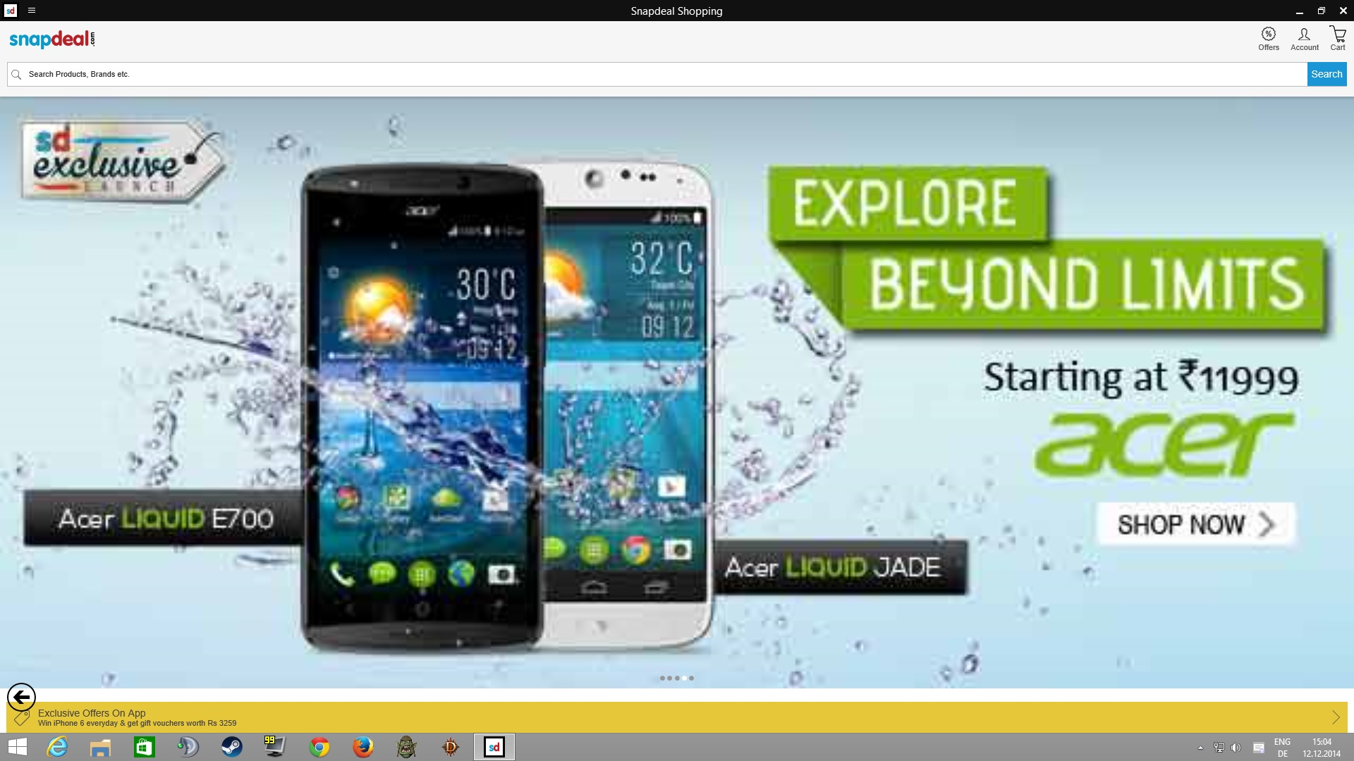 Snapdeal, one o...