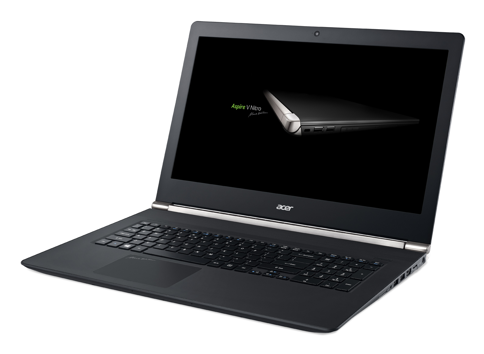 how to turn on camera on acer