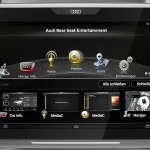 Audi-Tablet