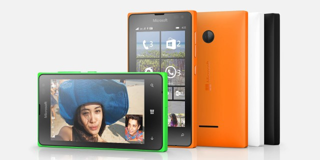 Lumia 435 Windows Phone 8.1