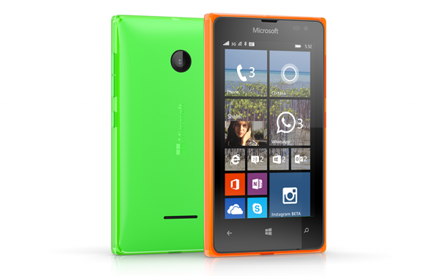 Microsoft Lumia 532 Windows Phone 8.1
