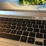 Toshiba Chromebook-2 keyvoard