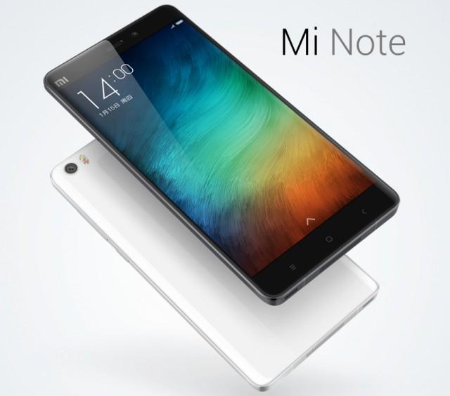 Xiaomi Mi Hinweis