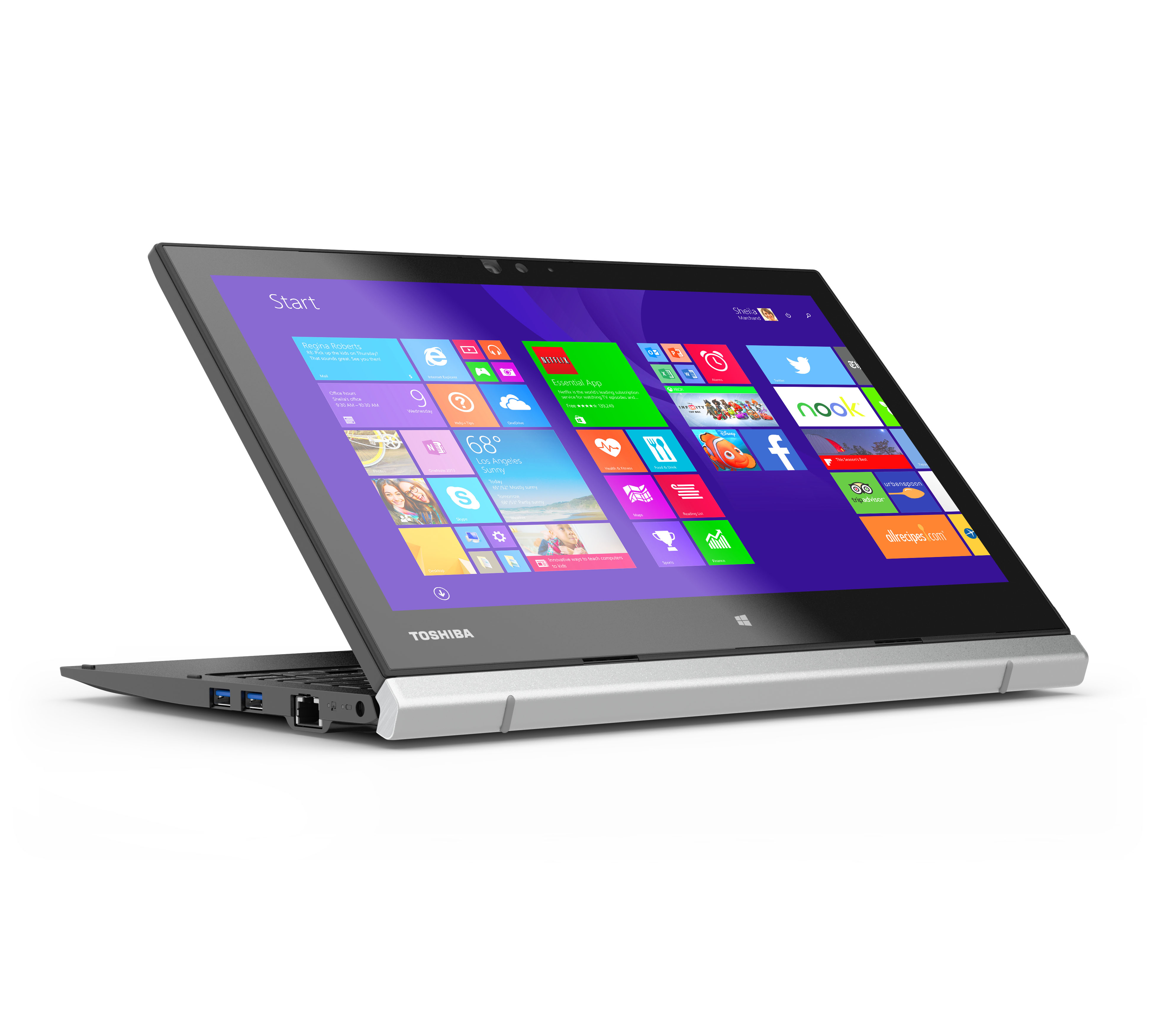 toshiba declares war on microsoft surface pro 3 with