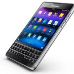 BlackBerry redesigns the Passport with rounded corners for AT&T