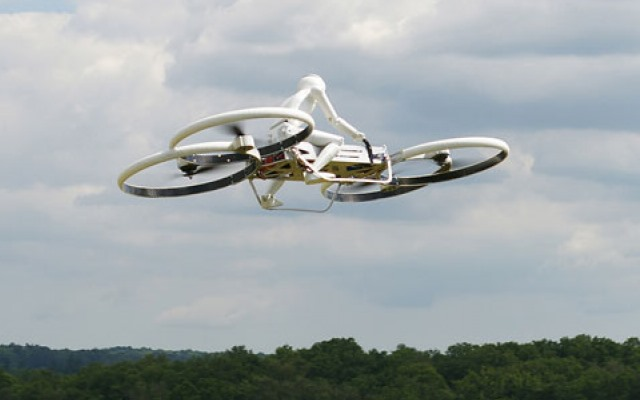 Drones for Good -- transporting transplant organs, detecting landmines and wiping out fog