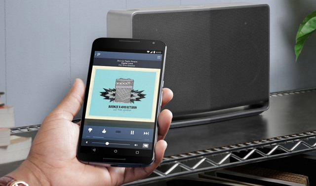Google Cast for audio pumps music to your speakers wirelessly