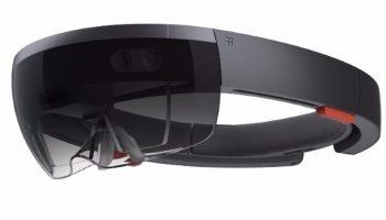HoloLense headset