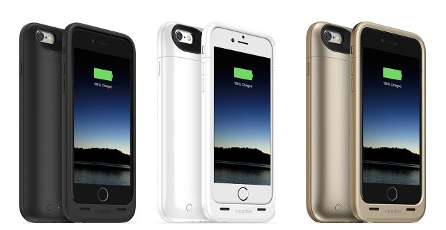 Mophie Juice Packs powers your iPhone 6 and iPhone 6 Plus for longer