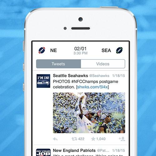 Follow Super Bowl 49: Patriots vs Seahawks on Twitter with #SB49