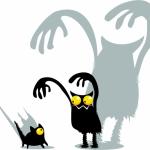 scar-scaried-spook-afraid-cat-600x553