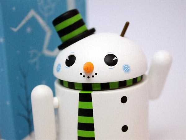 snowman android
