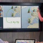 Windows 10-powered Surface Hub brings interactive whiteboards kicking and screaming into the 21st century