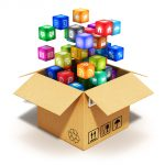 Container software box