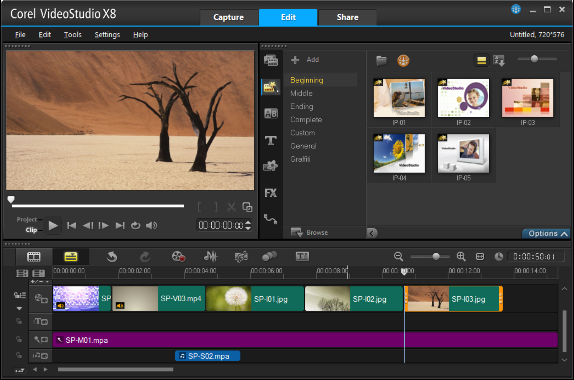 Corel VideoStudio X8 adds Freeze Frame effect, NewBlue pack