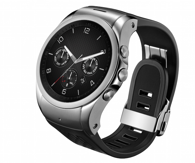 LG announces 4G LTE-enabled Watch Urbane smartwatch