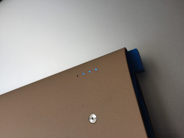 Lepow U-Stone 12000 battery indicator