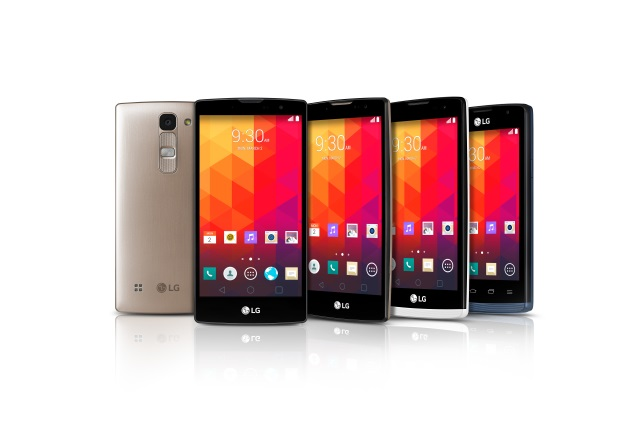 LG launches mid-range Magna, Spirit, Leon and Joy Android phones