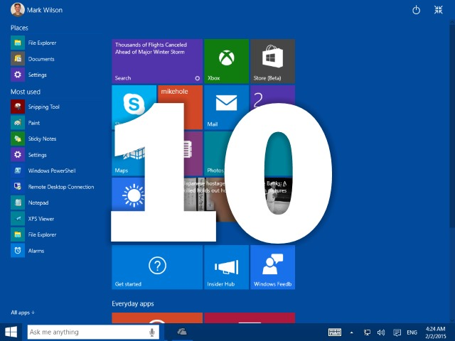 Microsoft enigmatically reveals release date for Windows 10 for phones