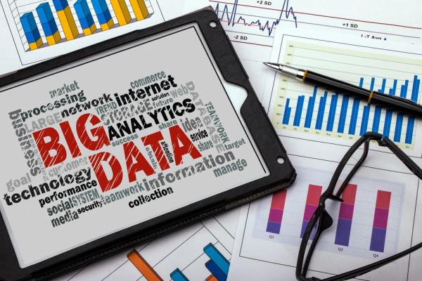 Big data tablet graphs