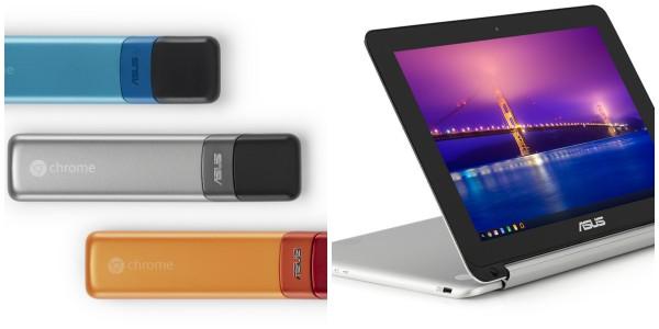 Chromebit and Chromebook Flip