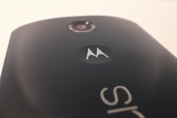 Nexus 6 Motorolo Logo