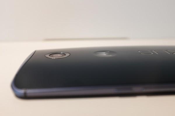 Nexus 6 Side View