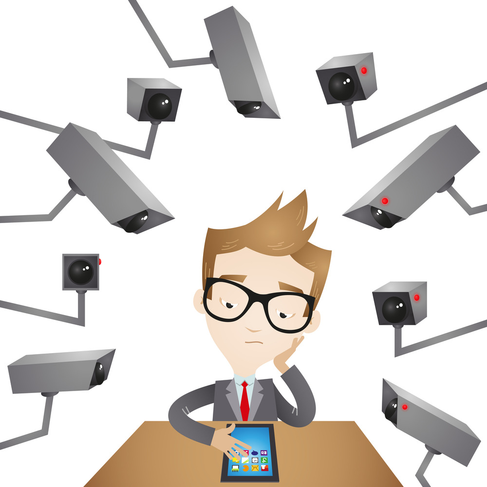 camera phones and invasion of privacy Tony porter, the government's surveillance camera commissioner, says regulators are struggling to keep up with pace of technological change.