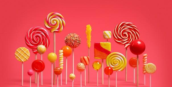 Sony Lollipop Xperia Z