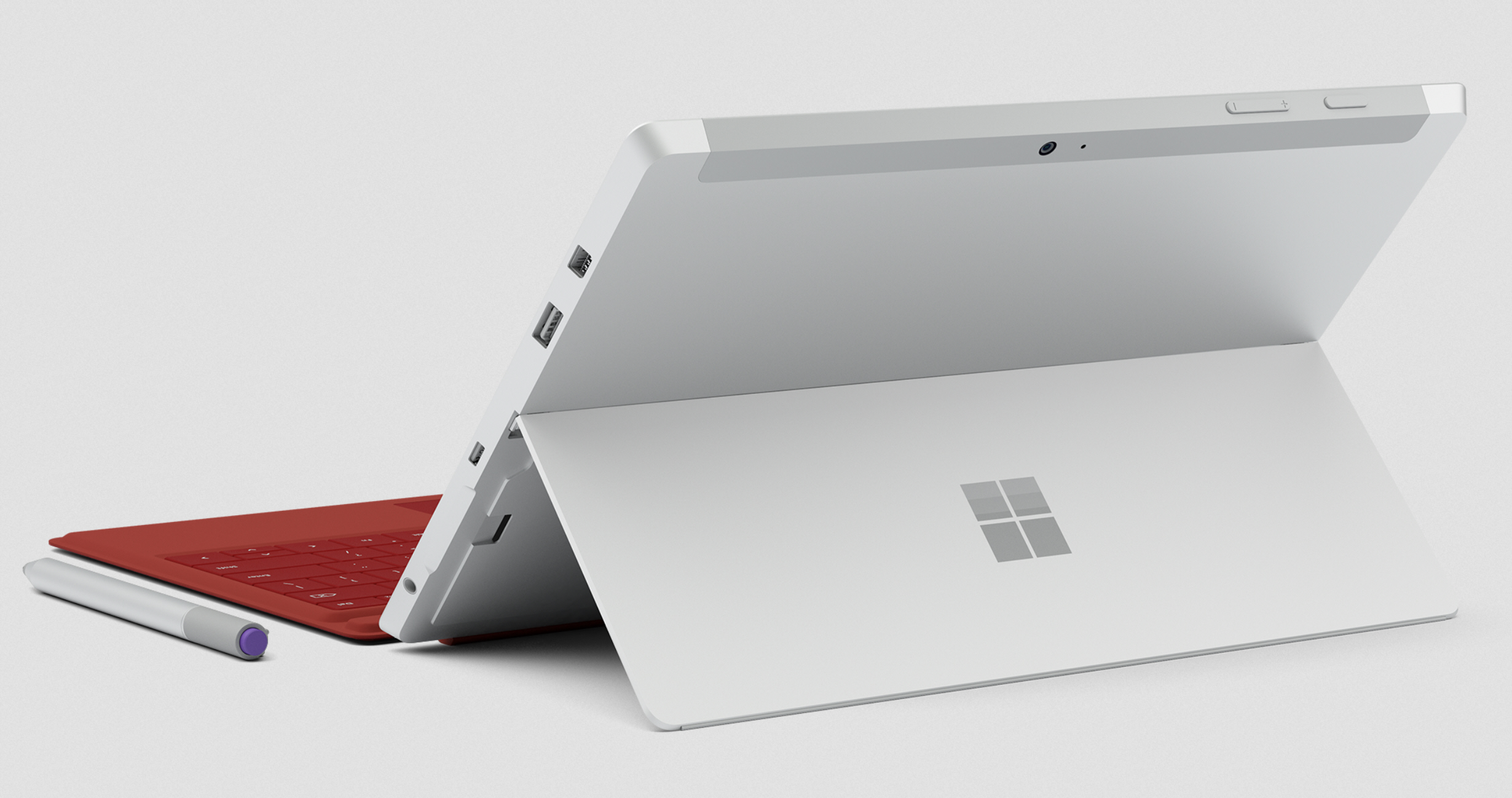 Microsoft Announces Surface 3 Thinner Lighter And