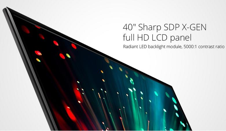 Xiaomi Mi Tv 2 40-inch FHD $320