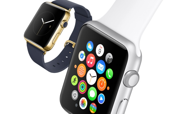Apple Watch launches