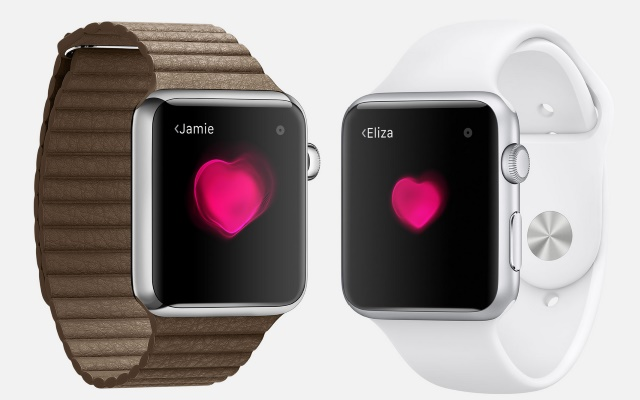 Apple carves itself a niche the top of the market with Apple Watch