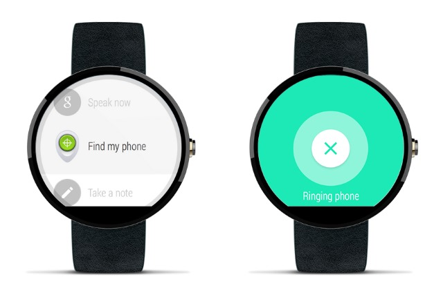 Where did you lose your smartphone? Android Wear can now tell you