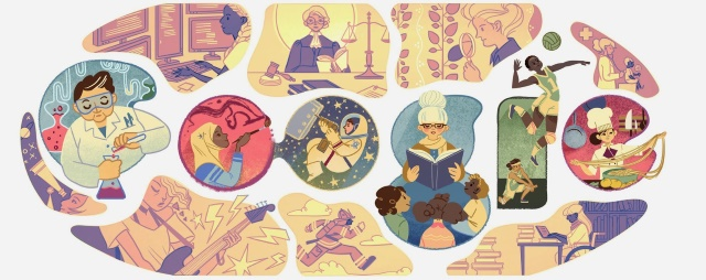 Google celebrates women in tech for International Women's Day