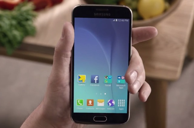 Samsung Galaxy S6 and Galaxy S6 Edge unboxing and hands-on videos