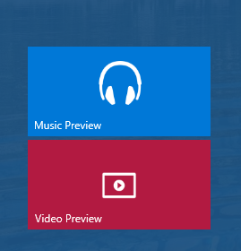Microsoft releases Music and Video Preview apps for Windows 10