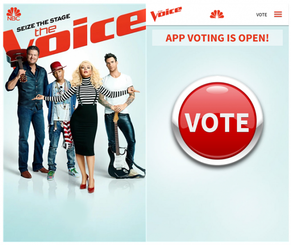 Vote For Your Favorite Contestant On Nbc S The Voice