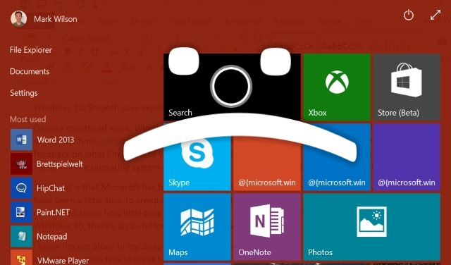 Windows 10: Smooth user experience it ain't