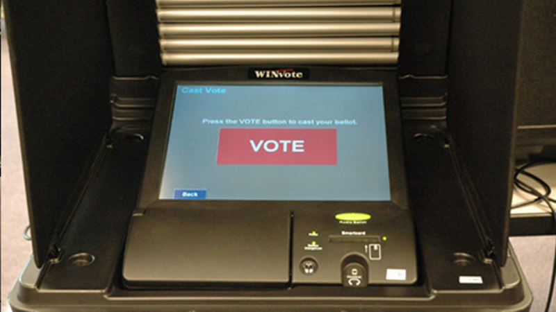 Benefits of electronic voting