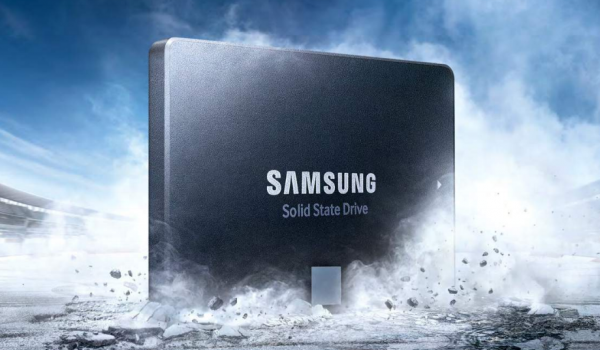 Samsung 850 EVO SATA SSD -- this is the drive you've been waiting
