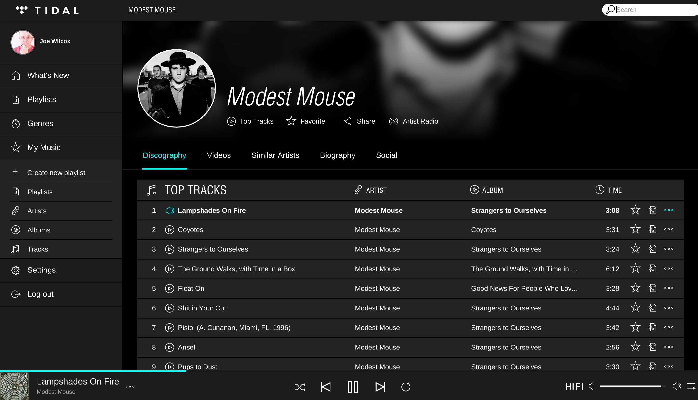 What is Tidal lossless 'HiFi' music worth? [first