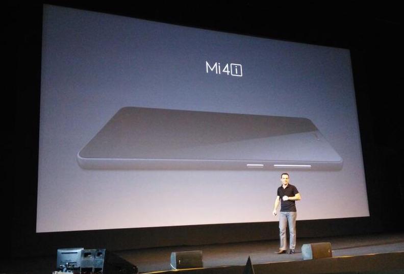 Xiaomi Mi 4i launches